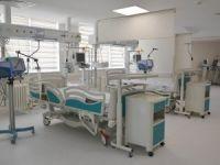 Selçuk Tıp'ta göğüs hastalıkları yoğun bakım ünitesi açıldı