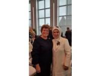Emine Erdoğan, Melania Trump'ın yemek davetine katıldı