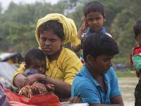 Budistler, Arakanlı Müslümanlara yardım götüren gemiye saldırdı