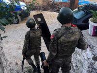 İzmir'de terör operasyonu: 5 gözaltı