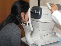 Diyabete bağlı göz hastalığının tedavisi mümkün