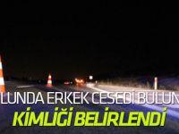 Konya'da karayolunda bulunan erkek cesedinin kimliği belirlendi