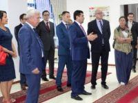 TİKA'dan Tacikistan Dışişleri Bakanlığına donanım desteği