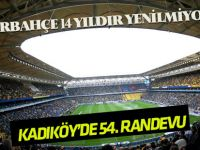 Fenerbahçe ile Beşiktaş, Kadıköy'de 54. maça çıkıyor