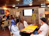 Gençlere proje kurgusu eğitimi