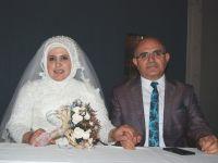 Seher ile Zeki Şen evlendiler