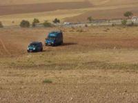 Konya'da Tarlada Bulunan Mühimmat İmha Edildi