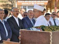 Kalkınma Bakanı Elvan, Konya'da