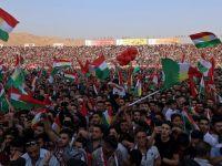 Barzani'nin referandumu resmen başladı!