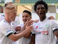 Atiker Konyaspor: 2 - Teleset Mobilya Akhisarspor: 0