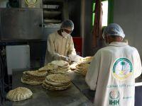 Konya İHH'dan Suriye'ye gıda desteği