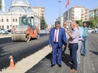 Ereğli'de asfalt ve altyapı çalışmaları devam ediyor