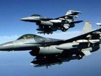 TSK: 'Kuzey Irak'ın Zap ve Avaşin-Bsayan bölgelerine hava harekatı düzenlendi'