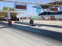 Türkiye Motodrag Şampiyonası Konya'da yapıldı