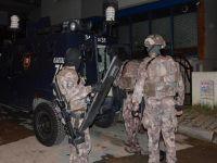 Uyuşturucu satıcılarına şafak operasyonu: 19 gözaltı