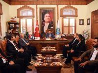 Genel Başkan Yardımcısı Ahmet Sorgun'dan Bilecik ziyareti