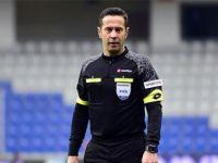 UEFA'dan Halis Özkahya'ya görev!