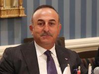 Dışişleri Bakanı Çavuşoğlu: Türkmenlere bir fiili müdahale olursa askeri operasyon yapılır