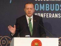 Cumhurbaşkanı Erdoğan'dan yabancılaşma uyarısı