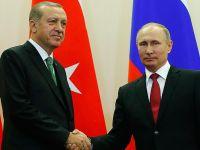 Erdoğan ile Putin Irak'ın kuzeyindeki referandumu görüştü