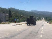 PKK havan mermisi attı