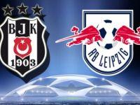 Beşiktaş Leipzig maçı saat kaçta,hangi kanalda? Maç şifresiz mi yayınlanacak?