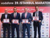 Vodafone 39. İstanbul Maratonu çocuklar için koşulacak