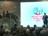 TBF, Basketbol Gençler Ligi'ni tanıttı