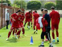 Demir Grup Sivasspor, Antalyaspor maçına odaklandı