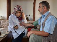 Karatay'da Emeklilerin Sağlık Durumları Düzenli Olarak Kontrol Ediliyor