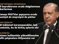 Cumhurbaşkanı Erdoğan: Bu karar açıkçası ülkemize ihanettir