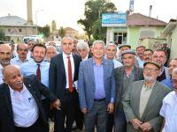 AK Parti Konya Milletvekili Babaoğlu, Çumra'da