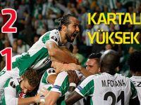 Atiker Konyaspor-Vitoria Guimaraes:2-1