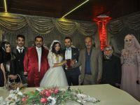 Zeynep ile Mevlüt evlendiler