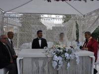Betül İle Serdar Evlendiler