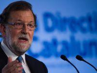 İspanya Başbakanı, Katalan yönetiminden açıklama istedi