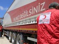 Türkiye'den Afganistan'da insani yardım