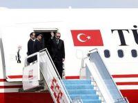 Cumhurbaşkanı Erdoğan Polonya'ya gitti