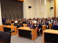 Selçuklu'da Üniversite öğrencileri Konya'yı tanıtıyor
