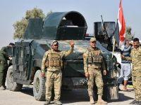 Irak ordusu Kerkük'te Bay Hasan petrol sahasını ele geçirdi