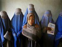 Afganistan'da kız çocuklarının yüzde 60'ı okula gitmiyor
