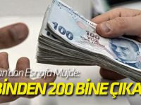 Başbakan'dan Esnafa Müjde: İşletme Kredisi Sınırı, 150 Binden 200 Bine Çıkarıldı