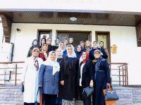 Kent Konseyi Kadın Meclisi'nden Kadem'e Ziyaret