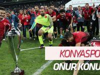Ampute Milli Takımı Konyaspor'un onur konuğu olacak
