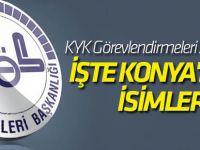 KYK Görevlendirmeleri Açıklandı: İşte Konya'daki isimler