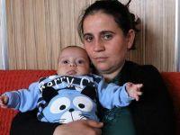 'Bebeğimin yaşaması için ilik nakli gerekiyor'
