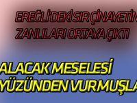 Konya'daki cinayet aydınlandı