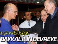 Cumhurbaşkanı Erdoğan, Deniz Baykal için devreye girdi!