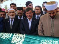 Eski Eminönü Belediye Başkanı Kibiroğlu toprağa verildi