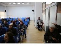 Sivas Belediyesinden engelliler için KPSS kursu